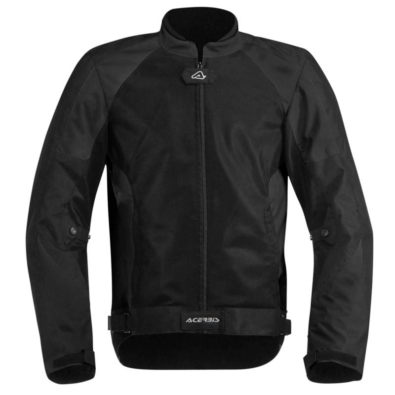 76bf92e65e Chaqueta moto ACERBIS Ramsey My Vented color negro
